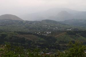 伊豆の山~山