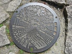 近江八幡マンホール