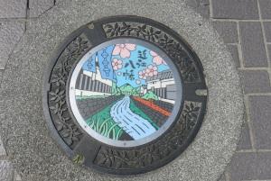 近江八幡マンホール2