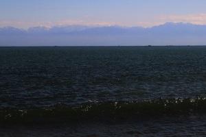 国定公園 雨晴海岸