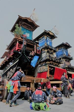 2011年4月2日犬山祭り