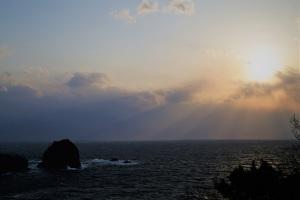 堂ヶ島辺り