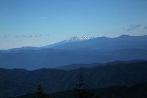 木曾の御嶽山